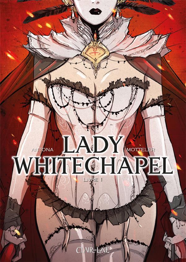 Lady Whitechapel T.1