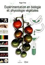 Vente Livre Numérique : Expérimentation en biologie et physiologie végétales  - Roger Prat