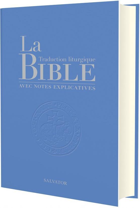 La bible traduction liturgique compact
