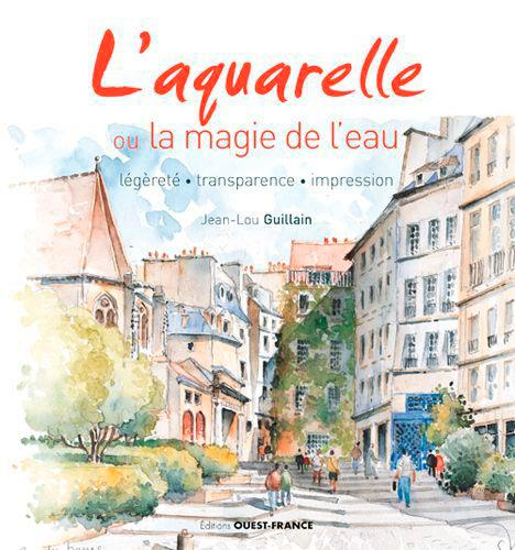 L-AQUARELLE OU LA MAGIE DE L-E