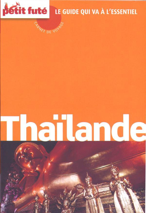 Guide Petit Fute ; Carnets De Voyage; Thailande (Edition 2013)