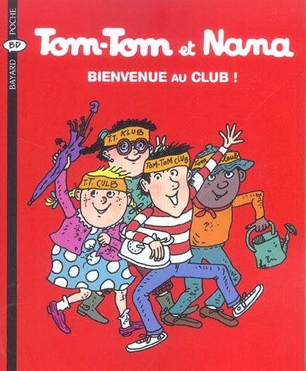 Tom-Tom et Nana T.19 ; bienvenue au club !