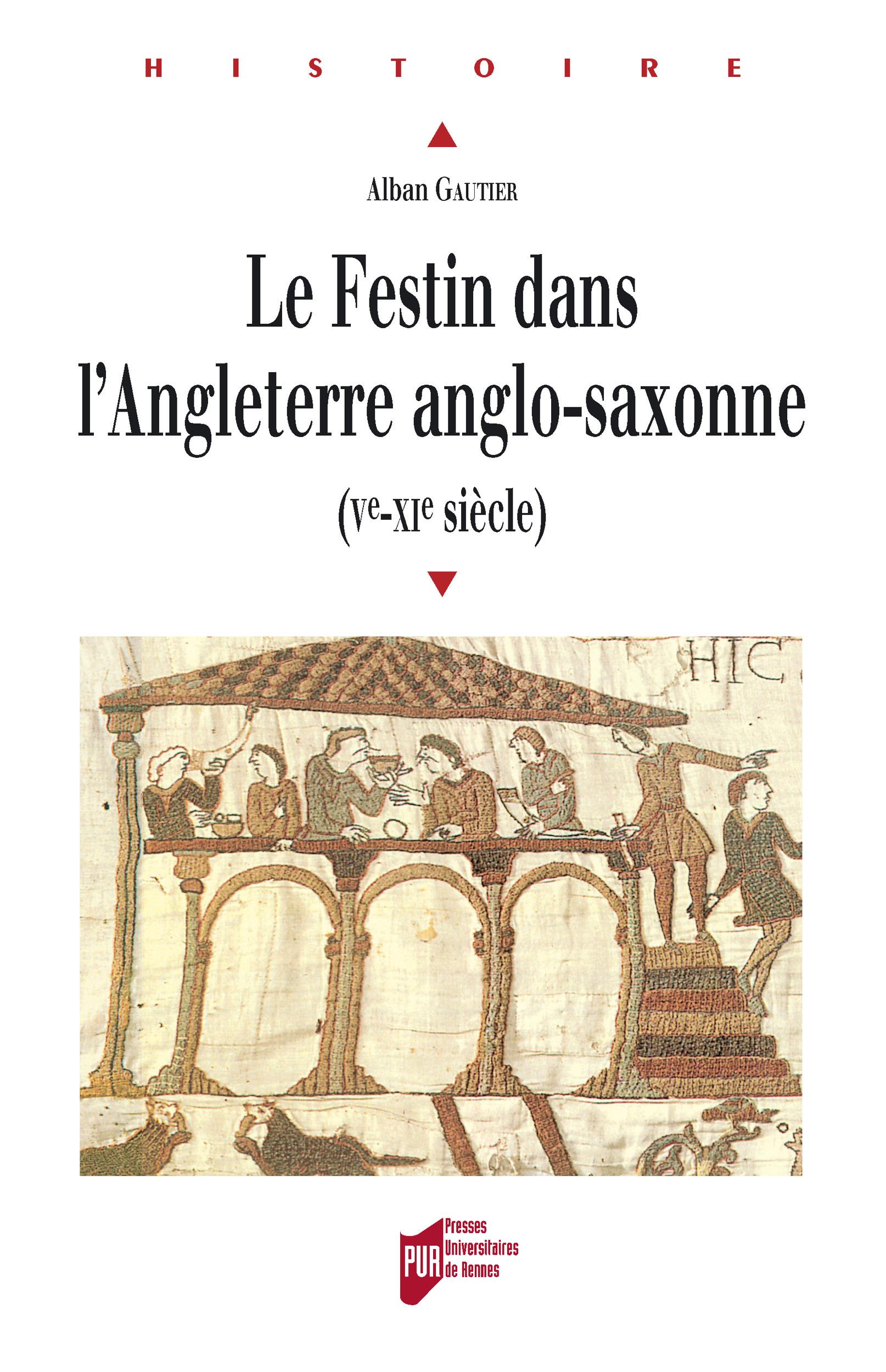 Le festin dans l'Angleterre anglo-saxonne (Ve-XIe siècle)