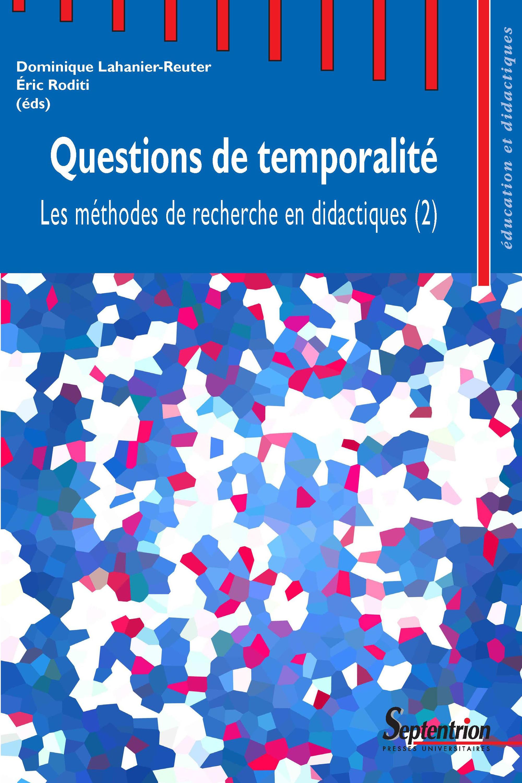 Questions de temporalite  - Éric Roditi  - Lahanier  - Dominique Lahanier-Reuter