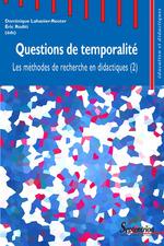 Questions de temporalité  - Éric Roditi - Dominique Lahanier-Reuter