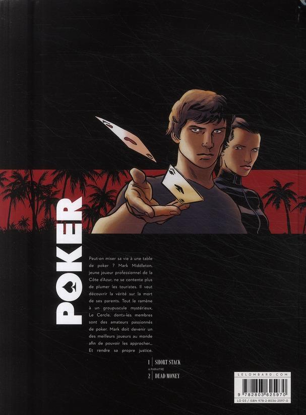 poker t.1 ; short stack