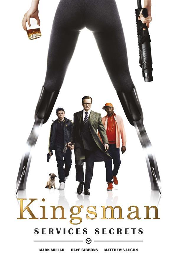 Kingsman ;  services secrets