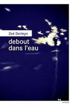Vente EBooks : Debout dans l'eau  - Zoé Derleyn