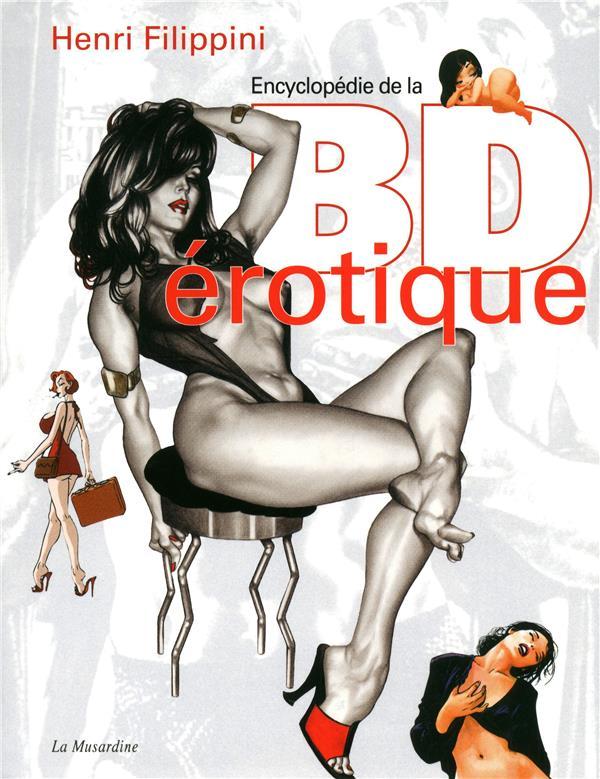 encyclopédie de la BD érotique (4e édition)