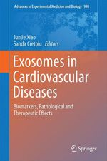 Exosomes in Cardiovascular Diseases  - Sanda Cretoiu - Junjie Xiao