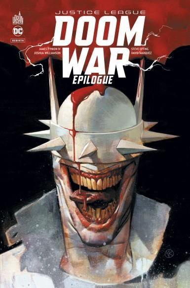 Justice League ; doom war ; épilogue