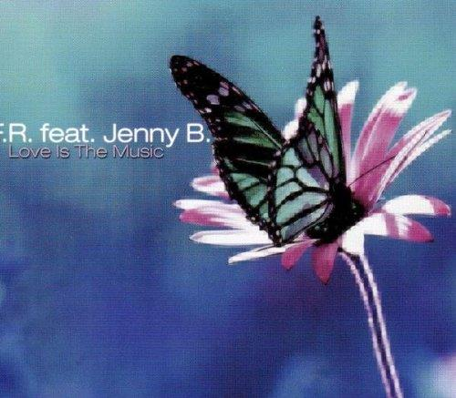 Love Is The Music (Feat. Jeanny B.)