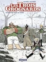 Vente Livre Numérique : Les Trois Grognards (Tome 3) - Austerlitz sous le soleil  - Régis Hautière - Frederik Salsedo