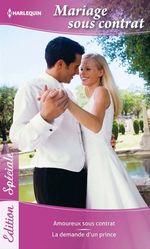 Vente EBooks : Mariage sous contrat  - Susan Stephens - Jessica Hart