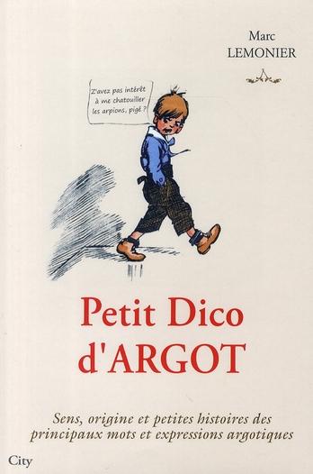 Petit Dico D'Argot