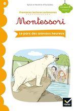 Vente EBooks : Premières lectures autonomes Montessori Niveau 3 - Le zoo des animaux heureux  - Stéphanie Rubini