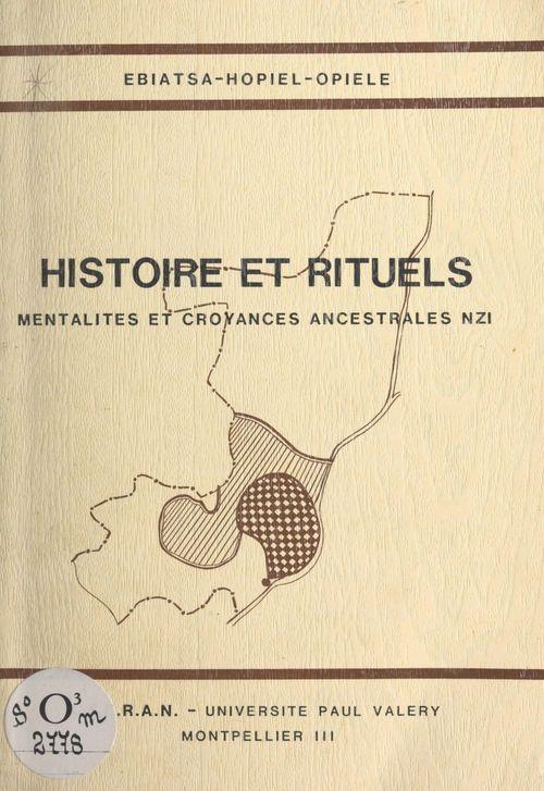 Histoire et rituels
