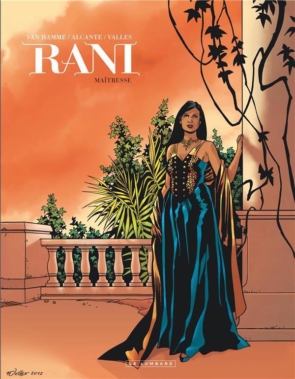 Rani T.4 ; maîtresse