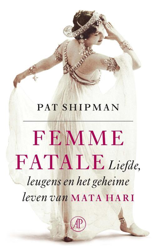 Femme fatale - Pat Shipman - ebook