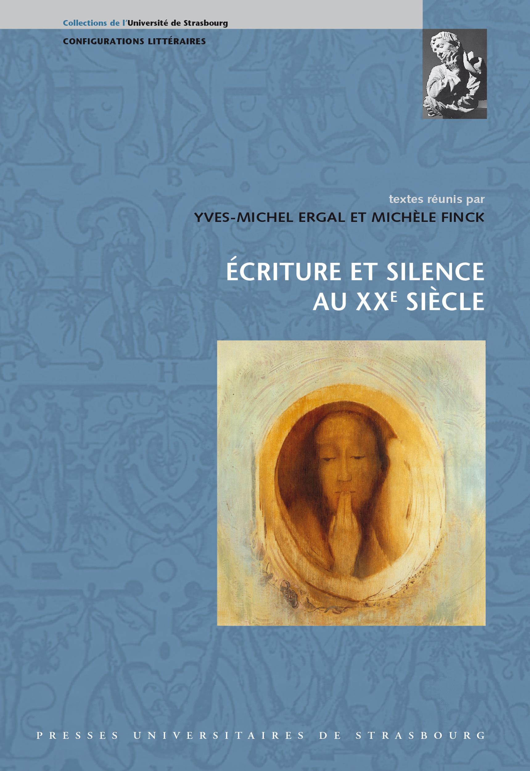 écriture et silence au XX siècle