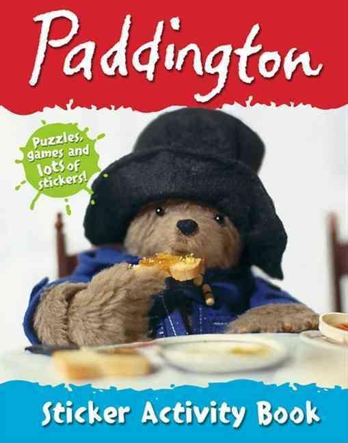 Paddington Sticker Activity Book