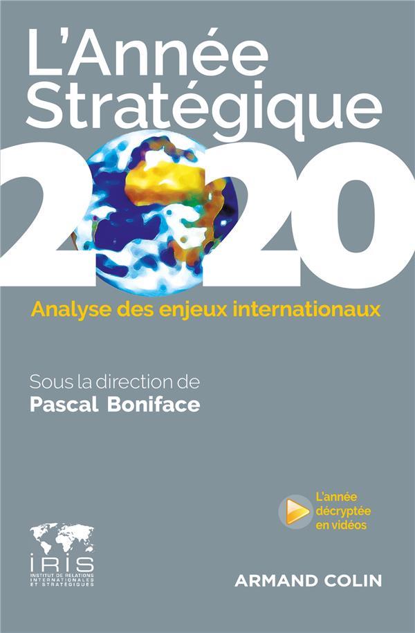 L'ANNEE STRATEGIQUE 2020  -  ANALYSE DES ENJEUX INTERNATIONAUX