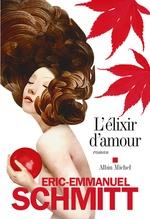 Vente Livre Numérique : L'Elixir d'amour  - Eric-Emmanuel Schmitt