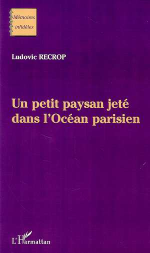 Un petit paysan jete dans l'ocean parisien