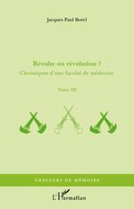 Révolte ou révolution ?