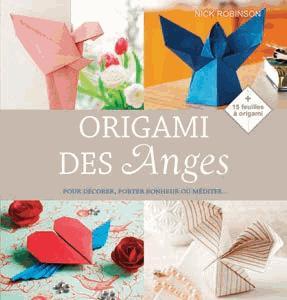 Origami des anges ; coffret