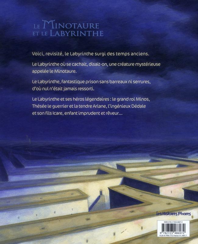 Le minotaure et le labyrinthe