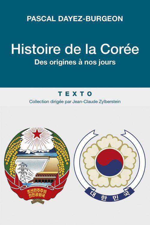 Histoire de la Corée des origines à nos jours