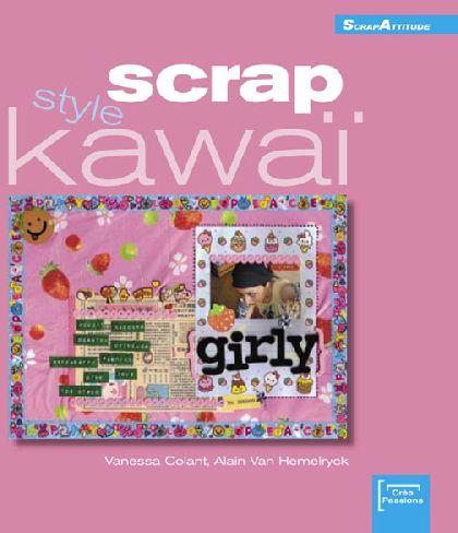 Scrap style kawai