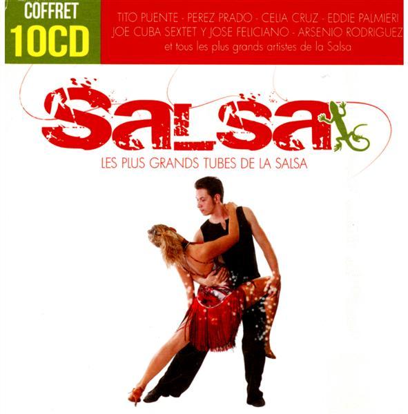 10 cd salsa