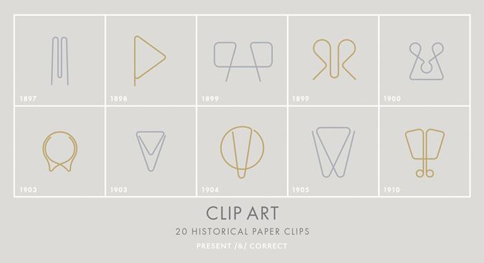 Clip art 20 historical paper clips