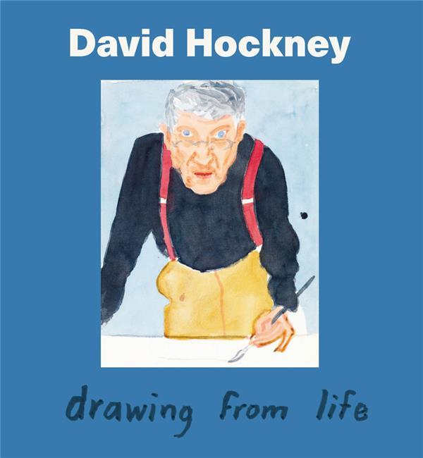 David hockney drawing from life