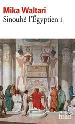 Couverture de Sinouhé l'égyptien t.1