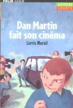 Couverture de Dan martin fait son cinema