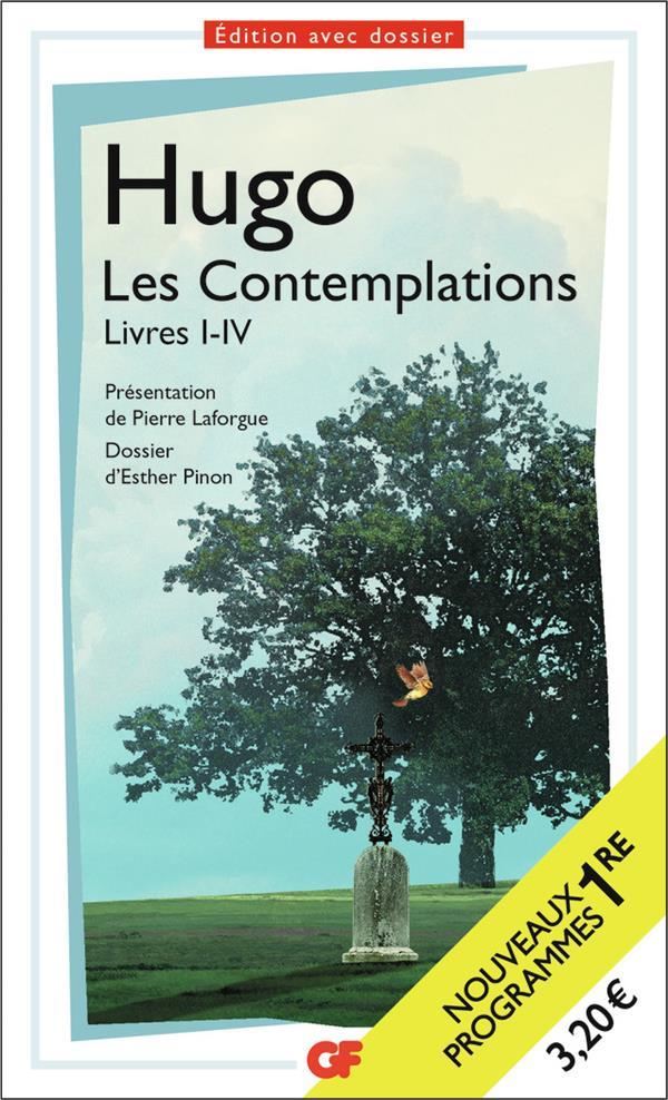 Les contemplations livre I-IV
