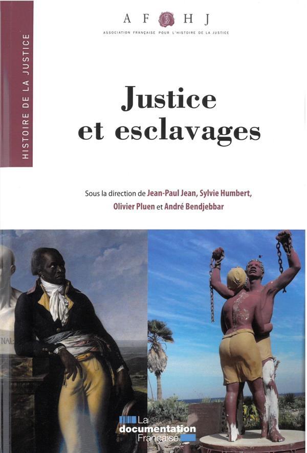 Justice et esclavages