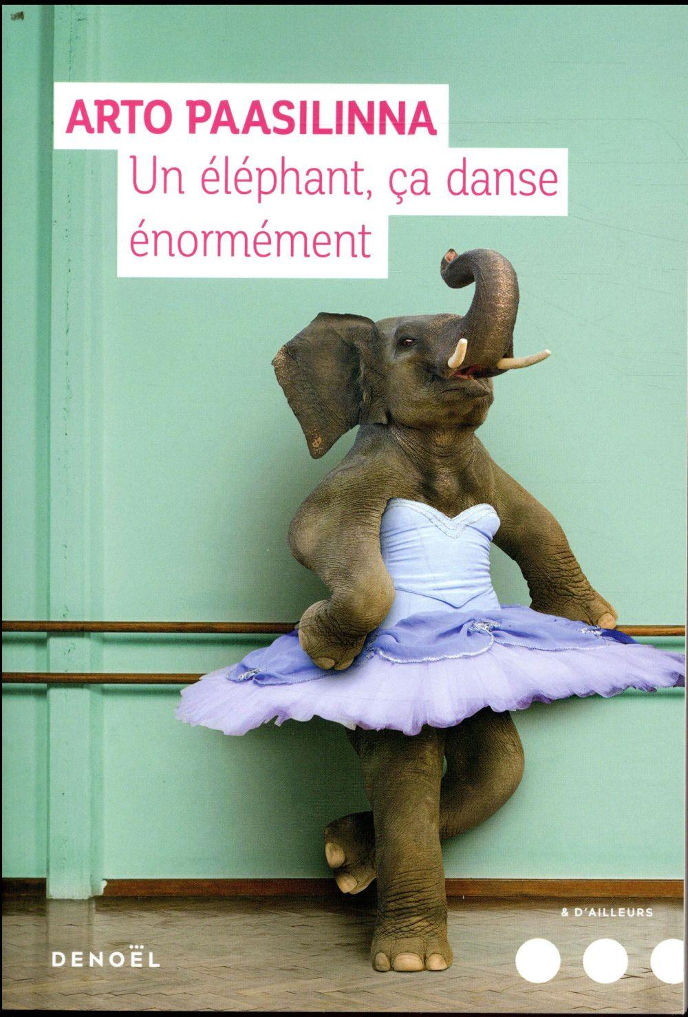 Un éléphant ça danse énormement
