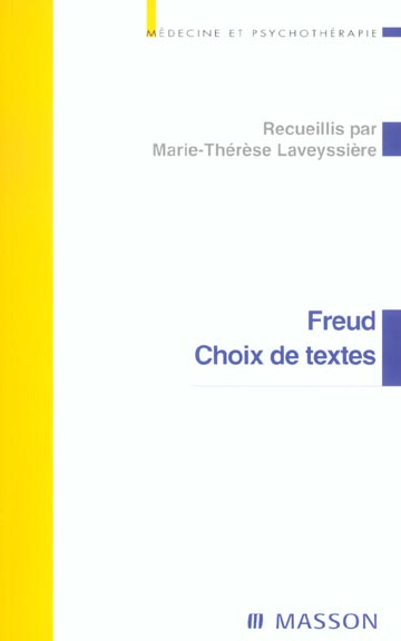 Freud Choix De Textes