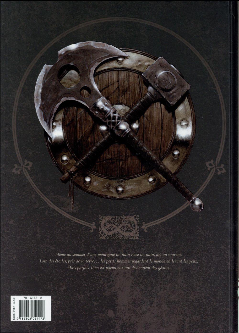 Mjöllnir T.3 ; un monde sans dieux