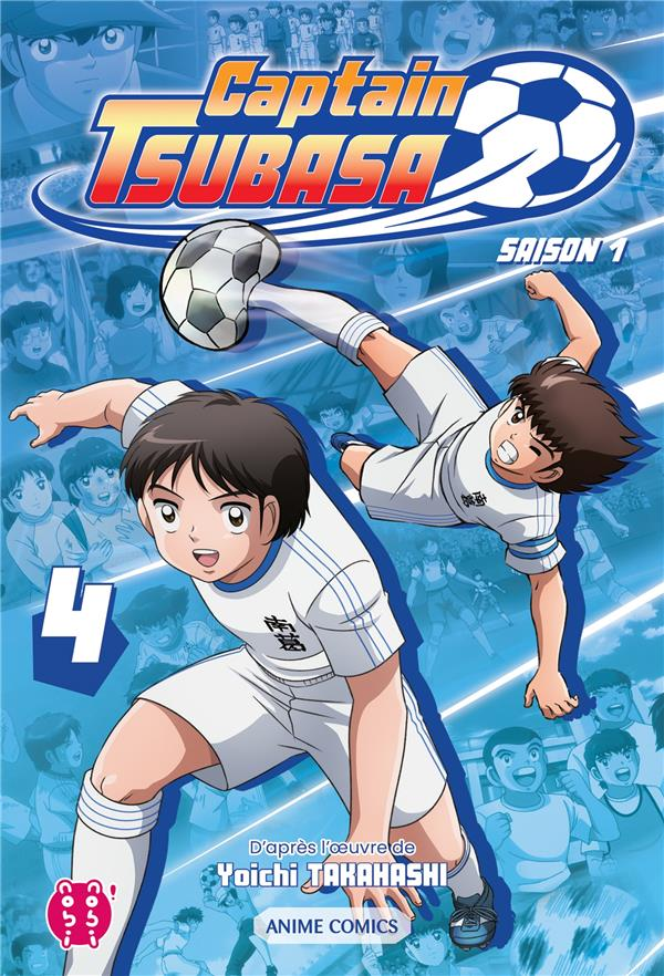 Captain Tsubasa t.4