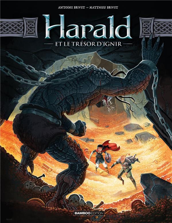 Harald et le trésor d'Ignir T.2
