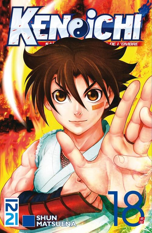 Ken-Ichi - saison 2 ; les disciples de l'ombre T.18