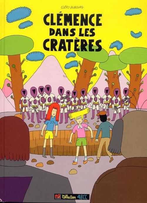 Clémence dans les cratères