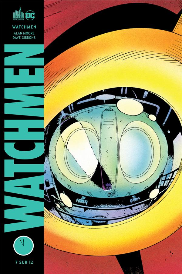 Watchmen - dc originals n.7