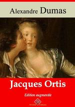 Vente EBooks : Jacques Ortis - suivi d'annexes  - Alexandre Dumas