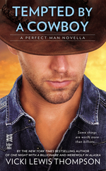 Vente EBooks : Tempted By a Cowboy (Novella)  - Vicki Lewis Thompson